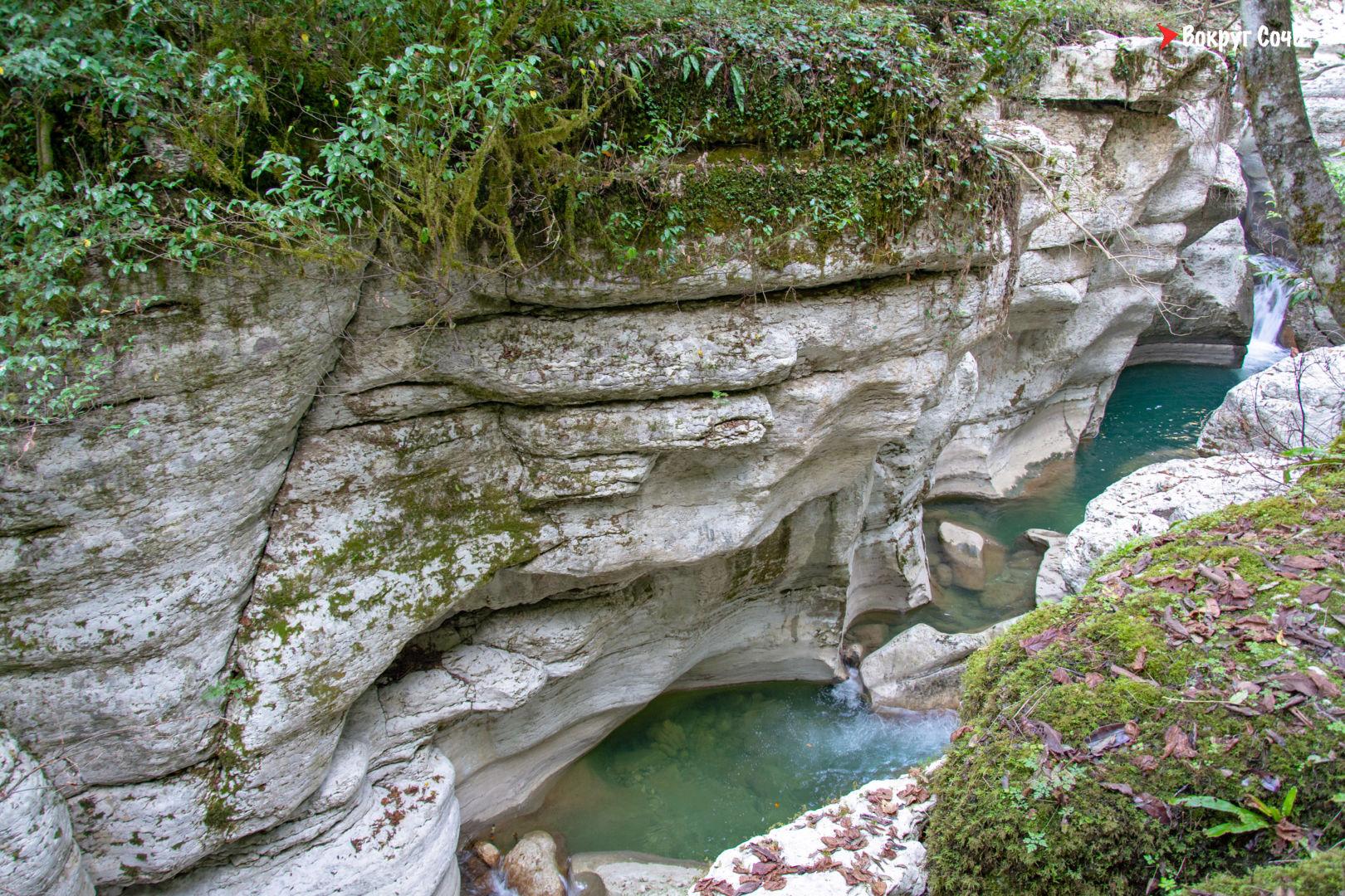 Навалищенский каньон