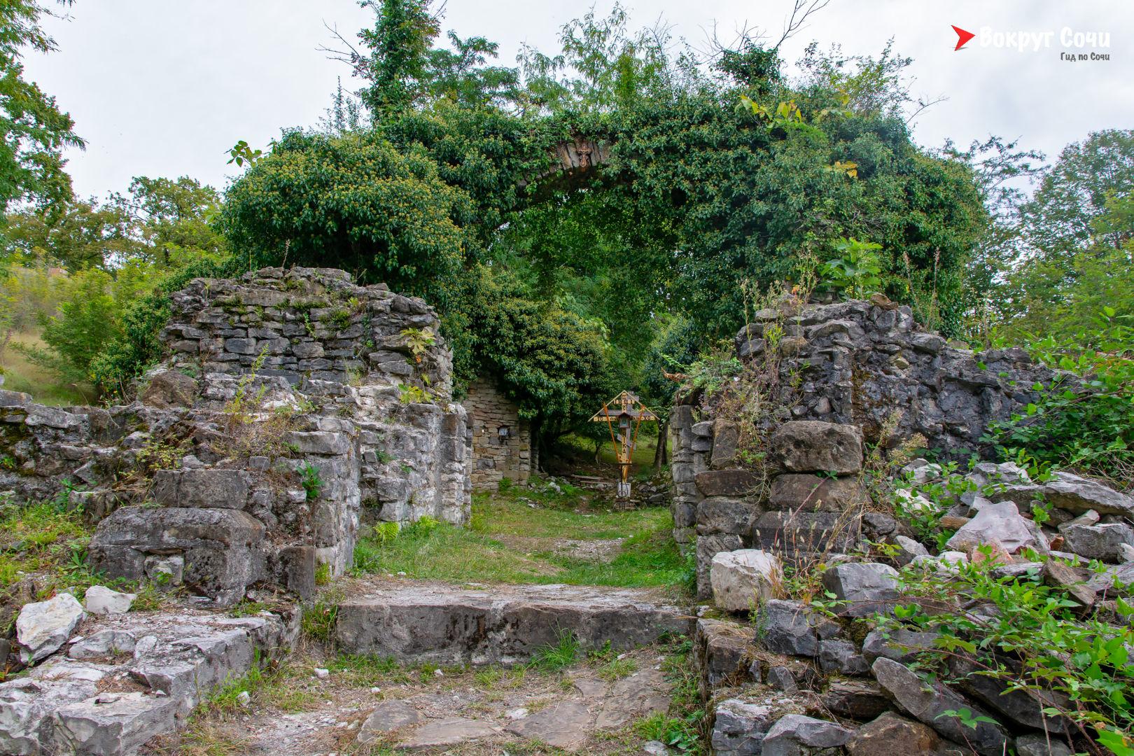 Ахштырский храм